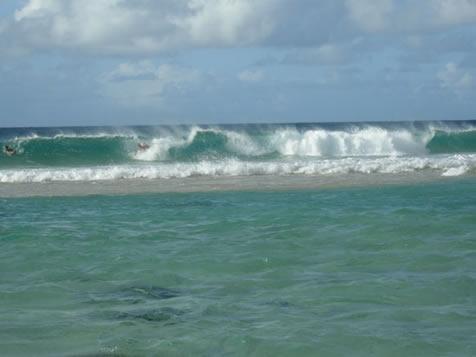 パイプラインビーチ